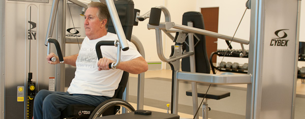 Virginia G. Piper Sports & Fitness Center for Persons with Disabilities