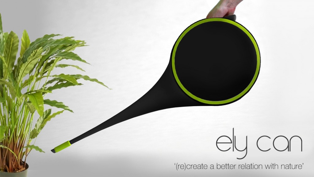 Garden Watering Made Easy With Ely Can