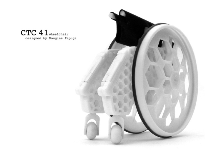 CTC 41 Wheelchair ConceptUniversal Design Style