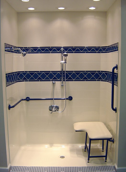 Accessible Showers By Best BathUniversal Design Style