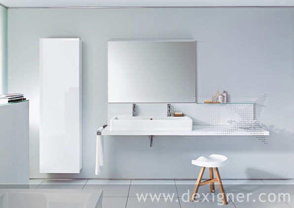 Roll Under Vanities By Duravit Delos