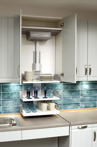 Freedom Lifts Systems For The Kitchenuniversal Design Style