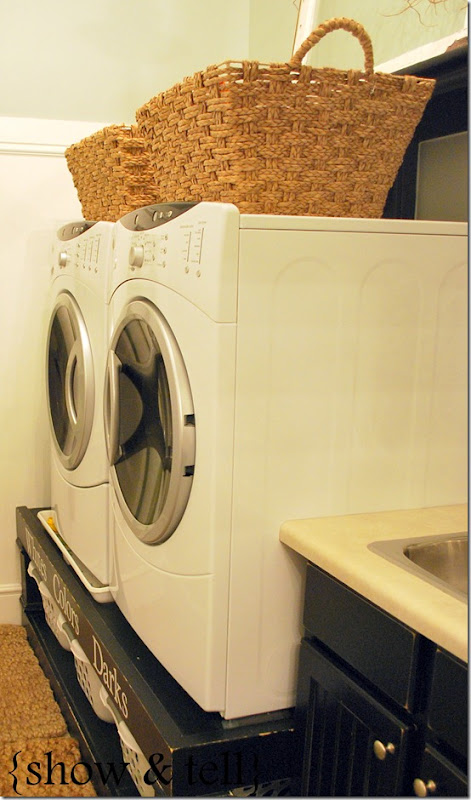 Sweet Pickins Laundry Room