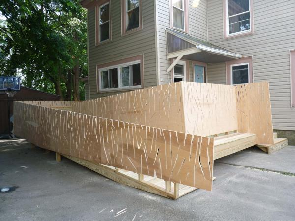 Freedom By Design Wheelchair Ramp