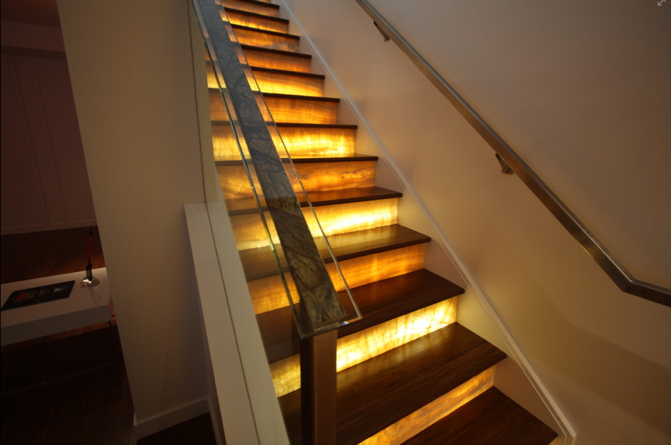 Architectural Justice Stairway