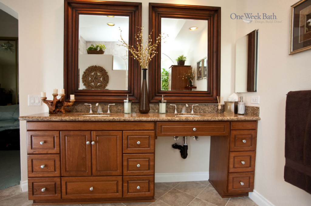 Bathroom Vanities  wheelchair accessible bathrooms in austin texas