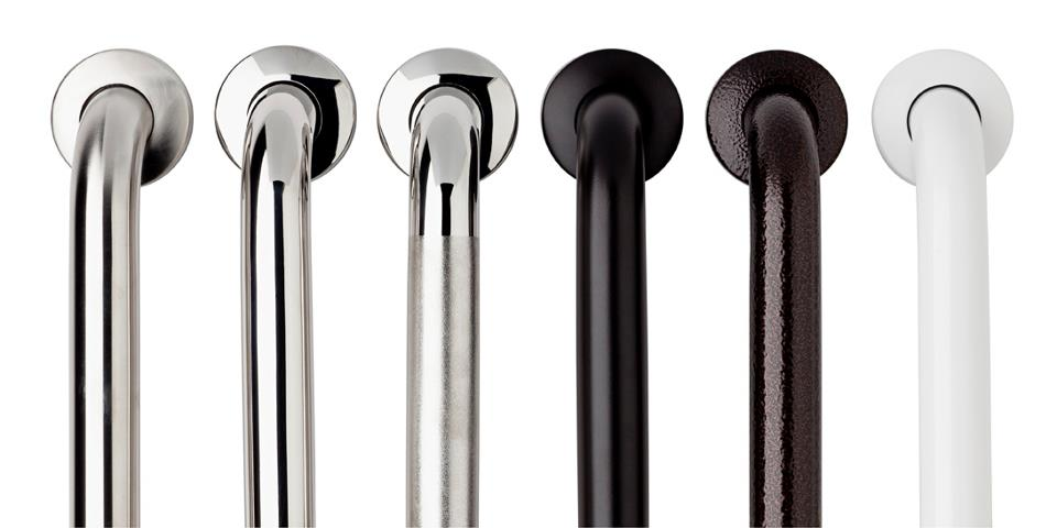 no drilling required grab bars. Black Bedroom Furniture Sets. Home Design Ideas