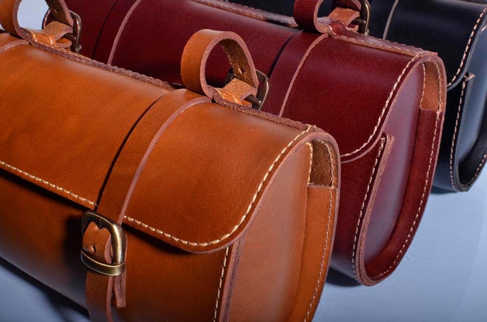 Stylish Leather Bags For Potential Wheelchair Use