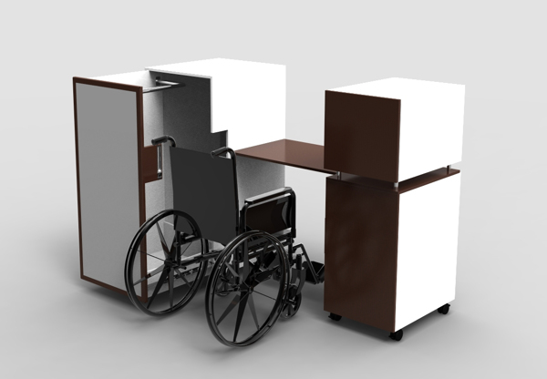 Wheelchair Accessible Kitchen Table