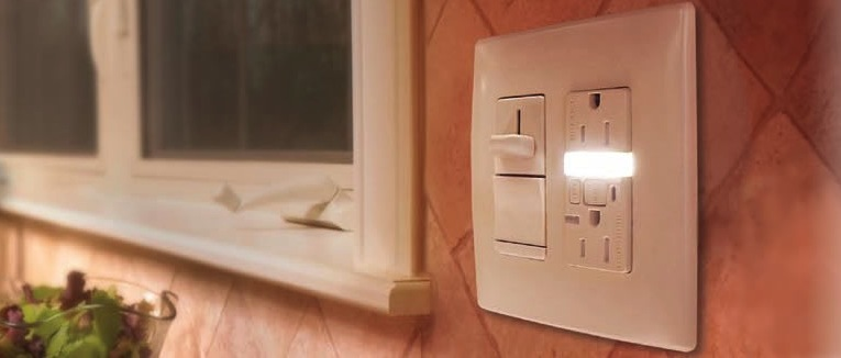 Electrical Outlet Nightlight Combos