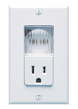 Electrical outletnightlight combos ps tm8wl aloadofball Images