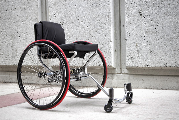 Cross Training Wheelchair ConceptUniversal Design Style