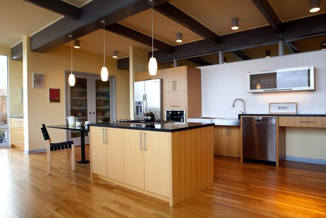 Braitmayer House | Wheelchair Accessible Kitchen